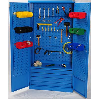 Armario porta herramientas