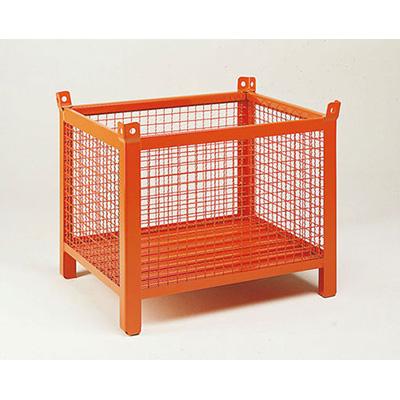 Rack metalico ventilado