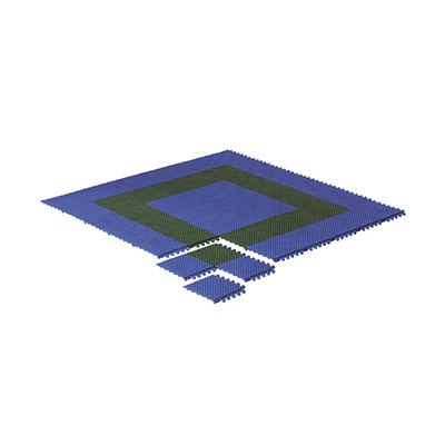 Piso plastico encastrable 160x160mm