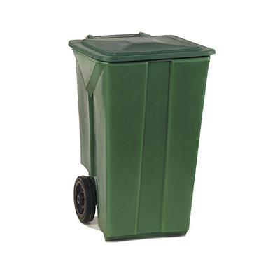 Carro para residuos con ruedas x 240 lts