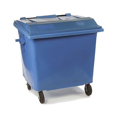 Carro para residuos con ruedas x 1000 lts