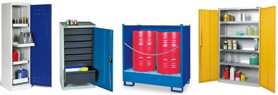 Amoblamiento Industrial, Productos plasticos y Muebles industriales